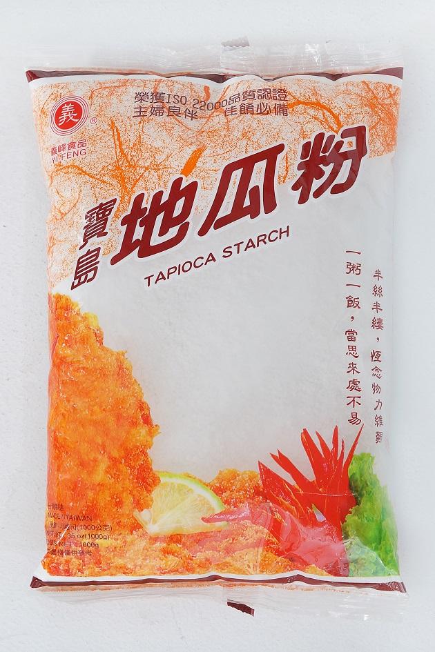 義峰樹薯粉 1