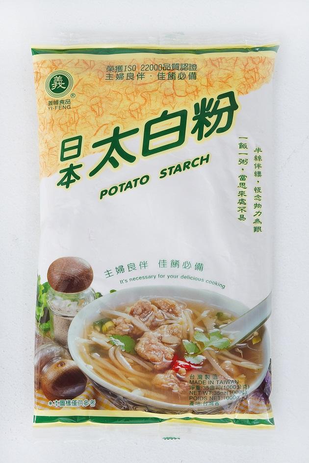 義峰馬鈴薯澱粉(太白粉) 1