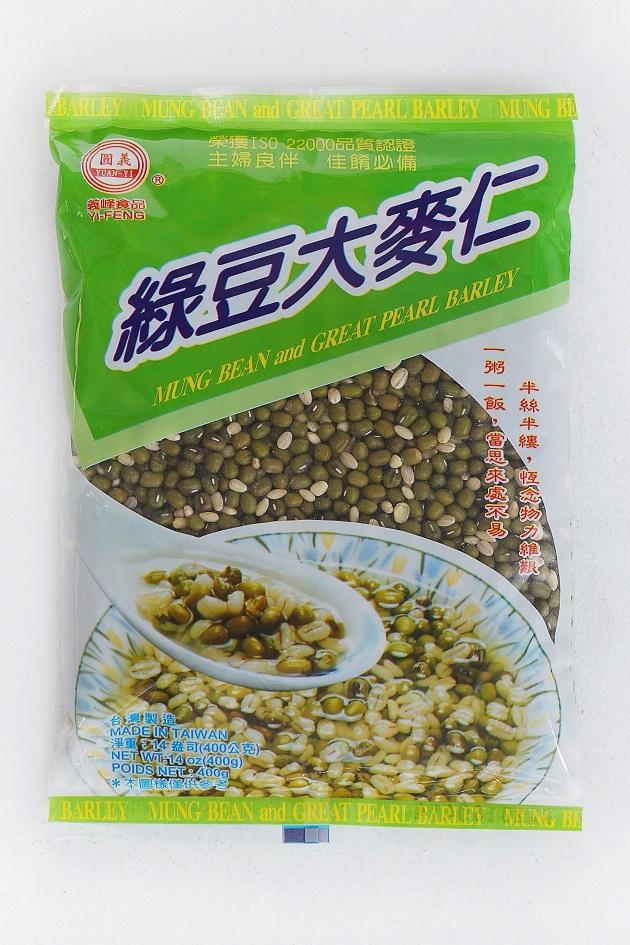 義峰綠豆大麥仁 1