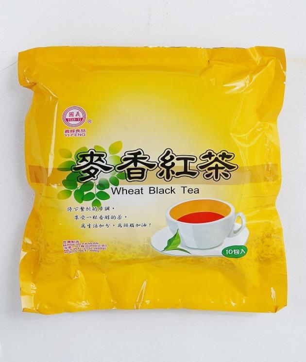 義峰麥香紅茶 1