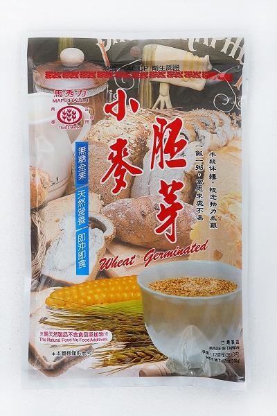 馬秀力小麥胚芽 1