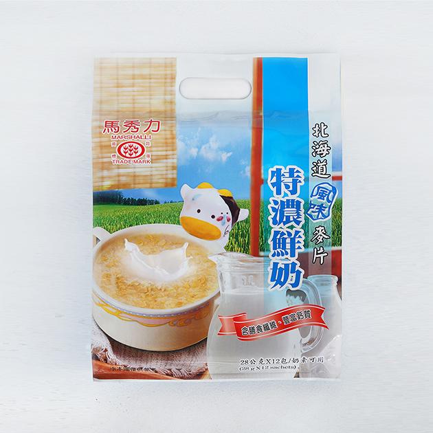 馬秀力特濃鮮奶麥片 1